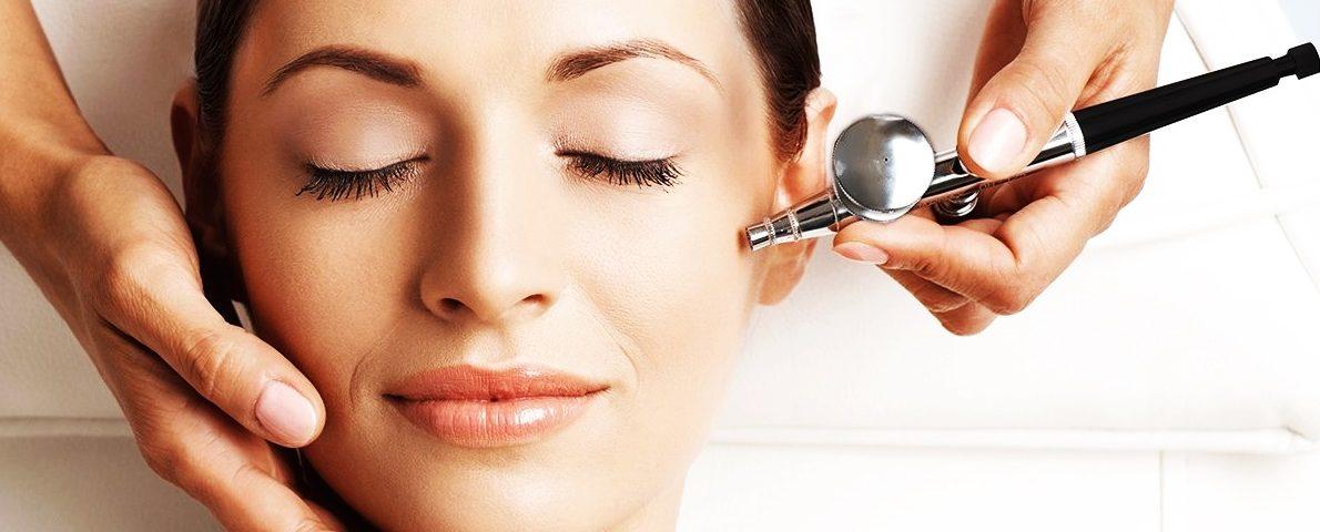 soin oxygène: rajeunir visage