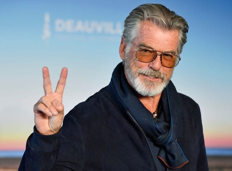 Pierce Brosnan 2019