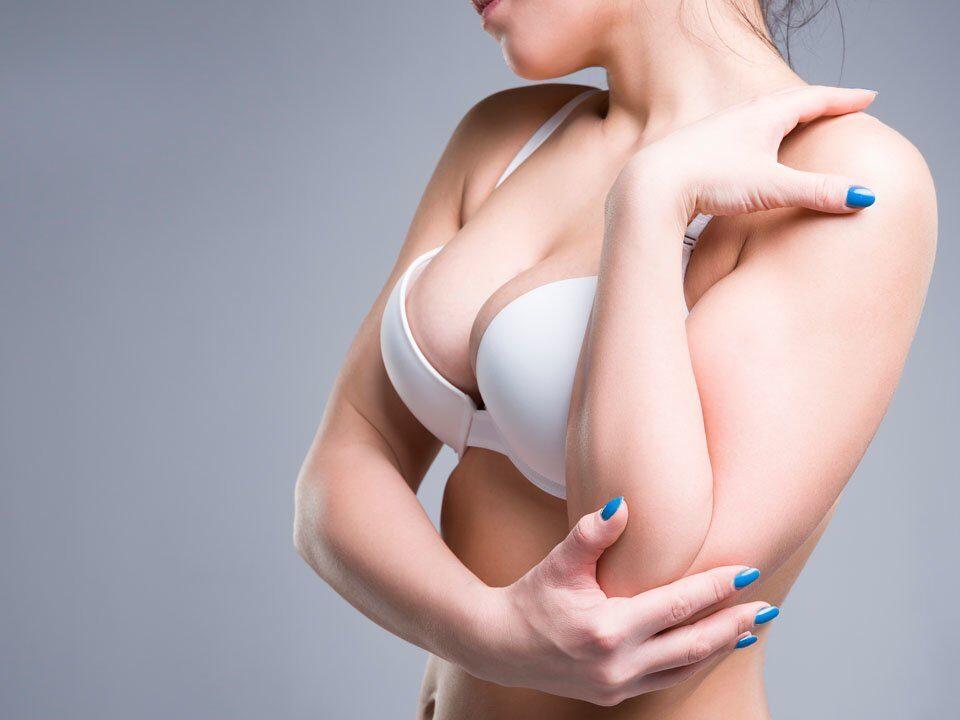 Traitement de la ptôse mammaire