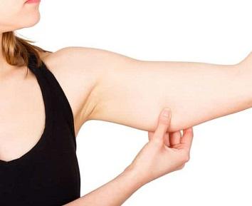 enflure après brachioplastie